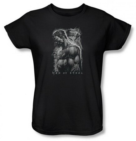 Steel Rain women's t-shirt movie