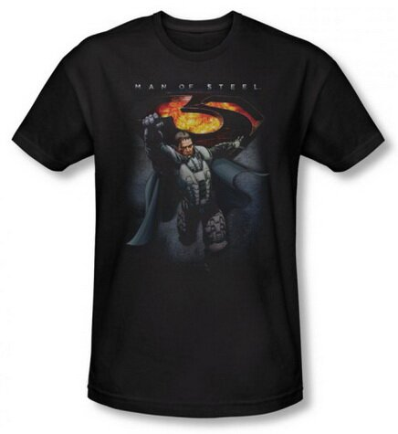 Man of Steel Symbolic Zod t-shirt comics