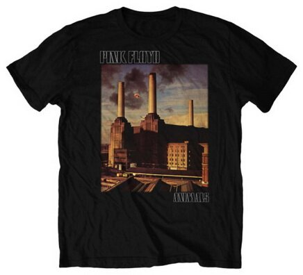 Pink Floyd Animals Album T-Shirt Music