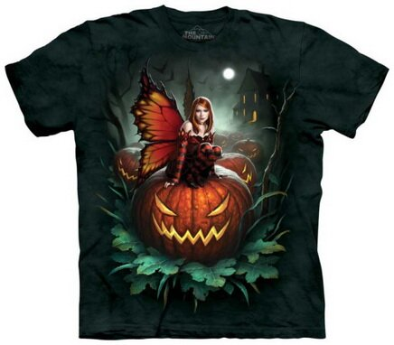 Pumpkin Fairy T-Shirt Fantasy