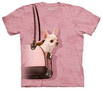 Handbag Chihuahua T-Shirt Nature and Animals