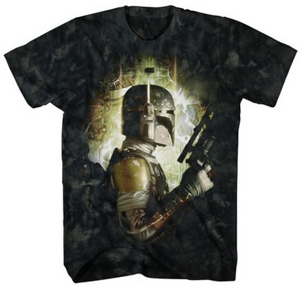 Star Wars - Side Fett T-Shirt Movie