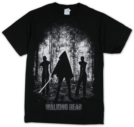 The Walking Dead Micheonne Walkers T-Shirt TV