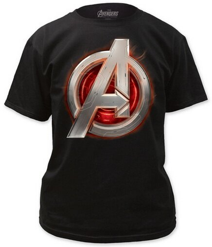 Age of Ultron Avengers Assemble TShirt Movie