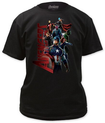 Age of Ultron Avengers Gand T-Shirt Movie