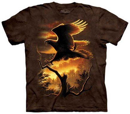 Golden Eagle 2 T-Shirt Nature and Animals