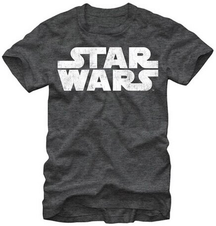 Star Wars Simplest Logo T-Shirt Movie