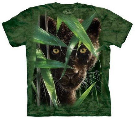 Wild Eyes T-Shirt Nature and Animals